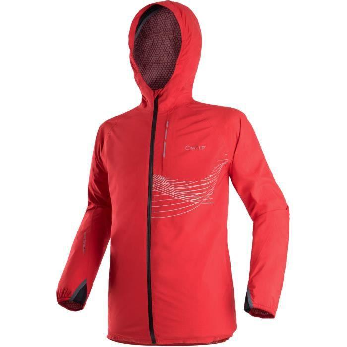 veste de trail running 2 5l avec membrane imperm able et respirante prix pas cher soldes. Black Bedroom Furniture Sets. Home Design Ideas
