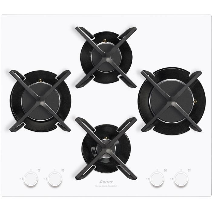 table de cuisson gaz sauter spg4465w achat vente plaque gaz les soldes sur cdiscount. Black Bedroom Furniture Sets. Home Design Ideas
