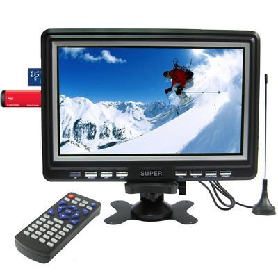 Ecran moniteur 9 8 pouces lcd tv analogique for Ecran moniteur 4k