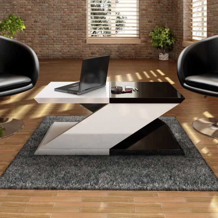 table basse forme z design original achat vente table. Black Bedroom Furniture Sets. Home Design Ideas