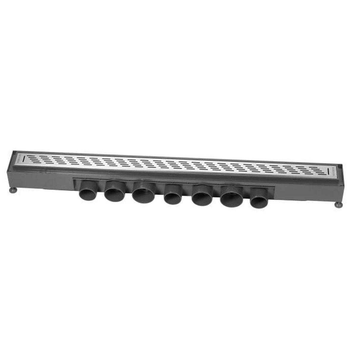 wirquin 30719769 express 39 eau caniveau grille trait pour douche 700 mm achat vente bonde. Black Bedroom Furniture Sets. Home Design Ideas