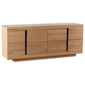 bahut en chene achat vente bahut en chene pas cher. Black Bedroom Furniture Sets. Home Design Ideas