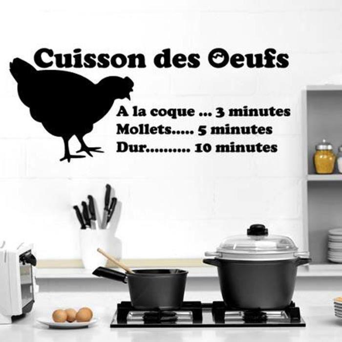 Stickers pour la cuisine decoration cuisine stickers for Carrelages muraux pour cuisine