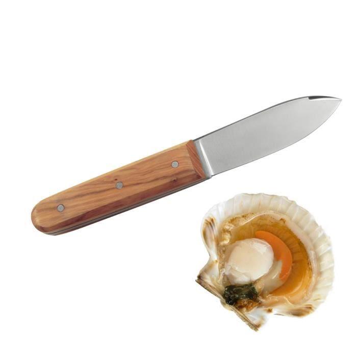 Tellier couteau coquille saint jacques prof achat vente couteau de cuisine tellier - Coquille saint jacques maison ...