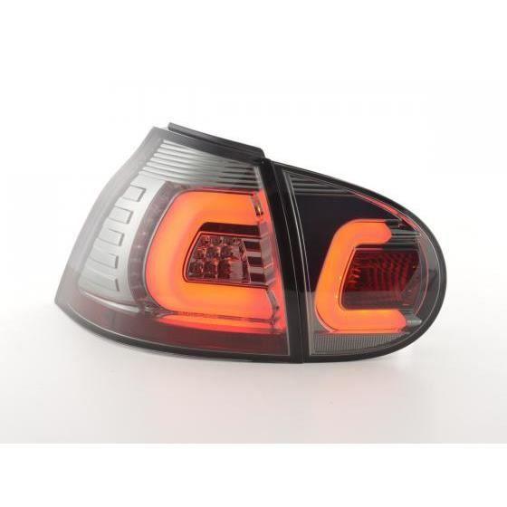 feux arri re led vw golf 5 an 03 08 noir achat vente phares optiques feux arri re led vw. Black Bedroom Furniture Sets. Home Design Ideas