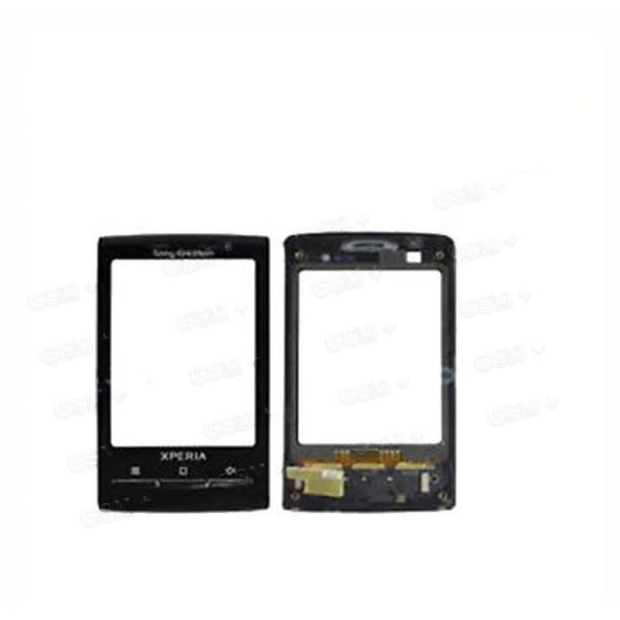 vitre tactile pour sony x10 mini e10i outils achat ecran de t l phone pas. Black Bedroom Furniture Sets. Home Design Ideas
