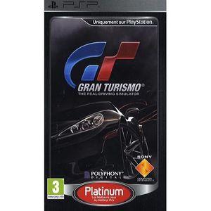 JEU PSP GRAN TURISMO Platinum / jeu console PSP