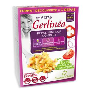 Gerlinéa - Torti Onctueuses Légumes - Gerlinéa