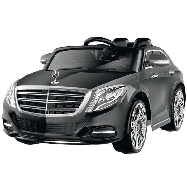 voiture lectrique 12v mercedes s600 noir achat vente voiture enfant les soldes sur. Black Bedroom Furniture Sets. Home Design Ideas