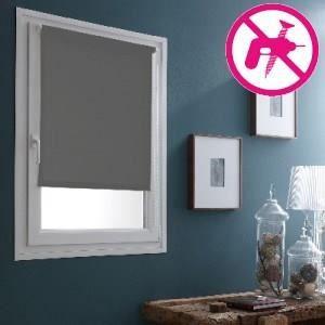 rideaux occultants pour fenetre pvc achat vente rideaux occultants pour f. Black Bedroom Furniture Sets. Home Design Ideas