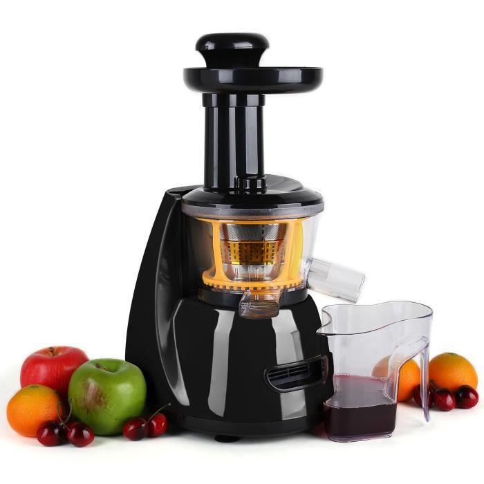 Fruitpresso Slow Juicer Von Klarstein : Klarstein Fruitpresso Slow Juicer Centrifugeuse... - Achat / vente centrifugeuse cuisine ...