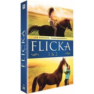 DVD FILM DVD Coffret Flicka : Flicka 1 ; Flicka 2