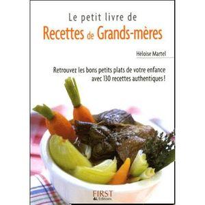 Recette de grand mere achat vente recette de grand mere pas cher cdiscount - Deboucher evier recette grand mere ...
