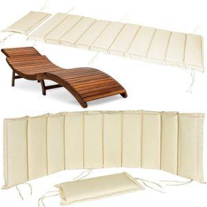 coussin de chaise exterieur achat vente coussin de chaise exterieur pas cher cdiscount. Black Bedroom Furniture Sets. Home Design Ideas