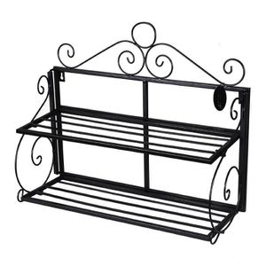 Etagere Murale Fer Forge - Achat / Vente Etagere Murale Fer Forge Pas Cher - Cdiscount