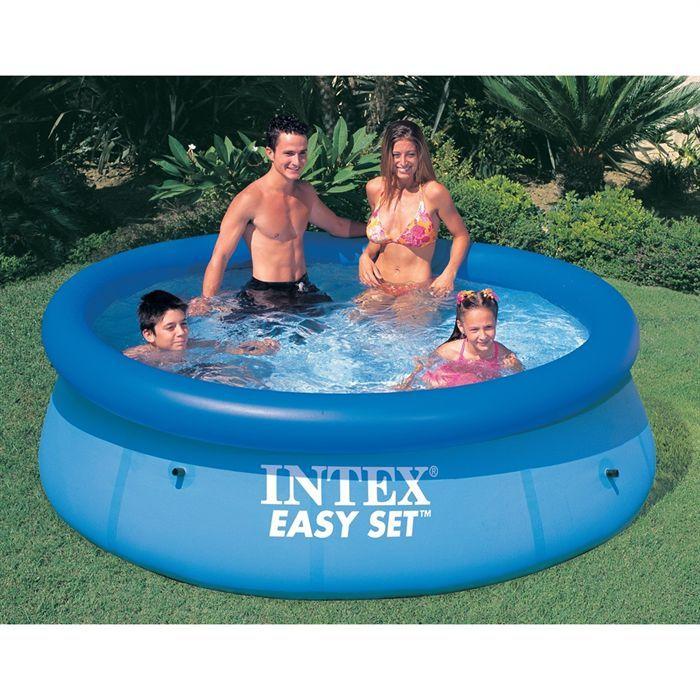 piscine autoportée sans accessoire
