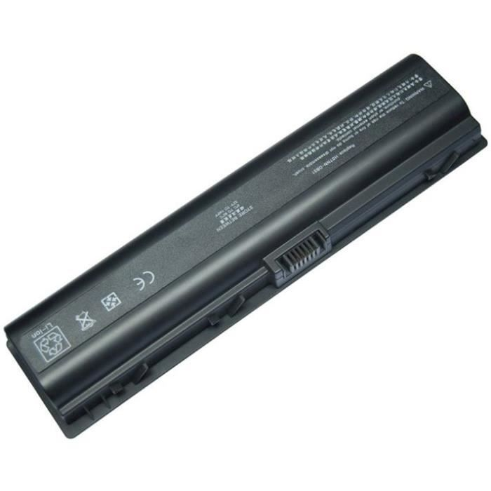 batterie pc portables pour 446506 001 hp compaq prix pas cher cdiscount. Black Bedroom Furniture Sets. Home Design Ideas