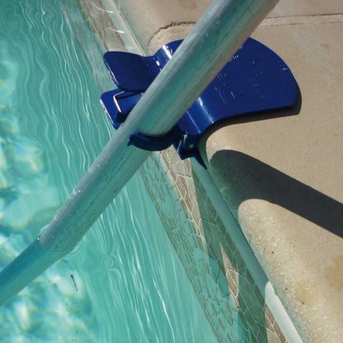 support pour manche t lescopique vacvice achat vente entretien de piscine support pour. Black Bedroom Furniture Sets. Home Design Ideas