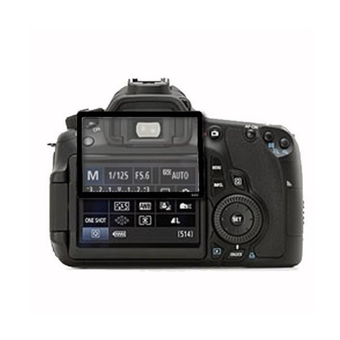 Protection d 39 cran ggs pour appareil photo canon eos 60d for Ecran appareil photo canon