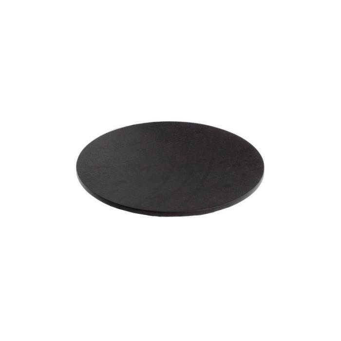 Deconstructed 50 plateau pour table basse design 50 20cm par innovation living en ch ne wengu for Plateau pour table basse
