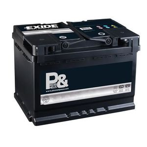 BATTERIE VÉHICULE Batterie auto 12V 50 Ah 420A s N°2 Plus