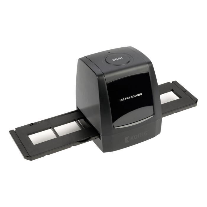 scanner numerique usb couleur pour film diapositives negatifs vers ordinateur pc achat vente. Black Bedroom Furniture Sets. Home Design Ideas