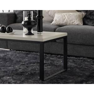 bout de canap viena plateau en verre achat vente bout de canap bout de canap viena. Black Bedroom Furniture Sets. Home Design Ideas
