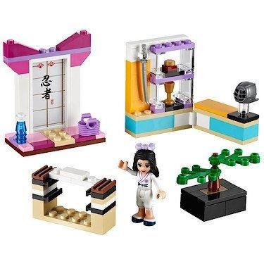 Lego friends 41002 jeu de construction em achat vente univers miniature cdiscount - Jeux lego friends gratuit ...