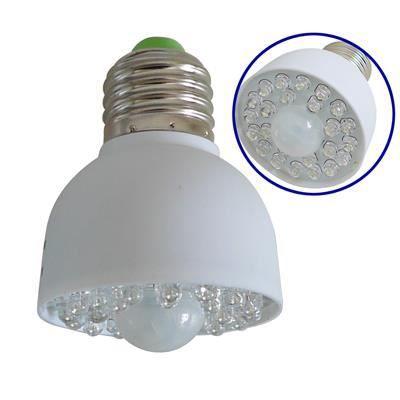 ampoule led 1 3w avec d tection mouvement 4 8m achat vente ampoule led 1 3w avec d tec. Black Bedroom Furniture Sets. Home Design Ideas