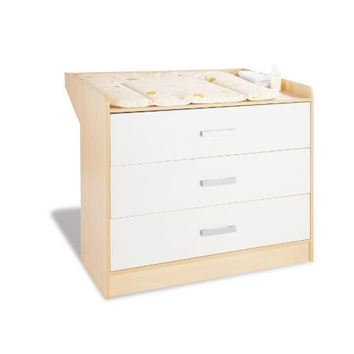 Commode langer b b extra large florian achat vente for Commode table a langer bebe