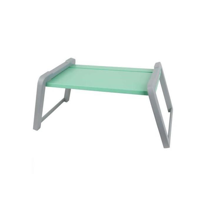 Table ordinateur nomade fliptop vert achat for Table d appoint ordinateur
