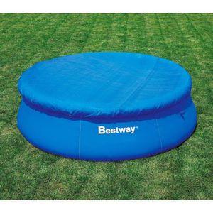 Bache piscine gonflable achat vente bache piscine - Couverture piscine pas cher ...