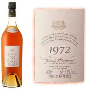 DIGESTIF EAU DE VIE JANNEAU 1972  43° 70cl