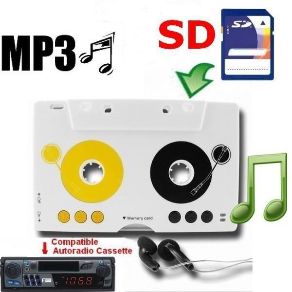 baladeur lecteur mp3 portable cassette k7 sd mmc achat. Black Bedroom Furniture Sets. Home Design Ideas