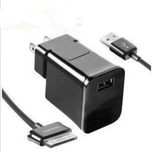 chargeur secteur noir avec adaptateur usb pour tablette prix pas cher cdiscount. Black Bedroom Furniture Sets. Home Design Ideas