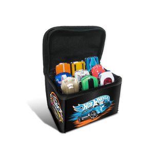 sac de rangement 9 voitures hot wheels achat vente tout en un 0878119003973 cdiscount. Black Bedroom Furniture Sets. Home Design Ideas