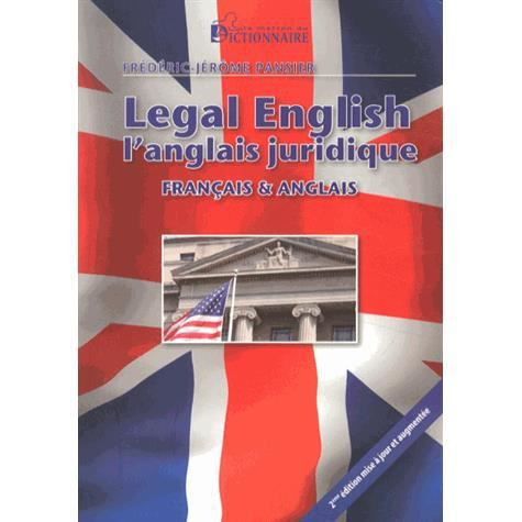 Legal english achat vente livre fr d ric j r me - Vocabulaire anglais vente pret a porter ...