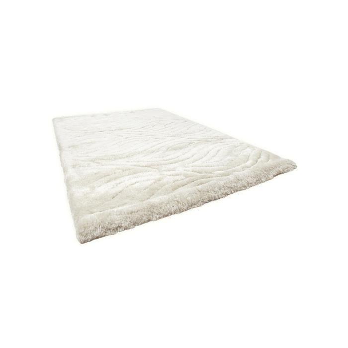 carrelage design tapis blanc poil long moderne design. Black Bedroom Furniture Sets. Home Design Ideas