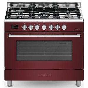 Cuisini res centres de cuisson pianos achat vente cuisini res centres d - Cuisiniere bompani gaz ...