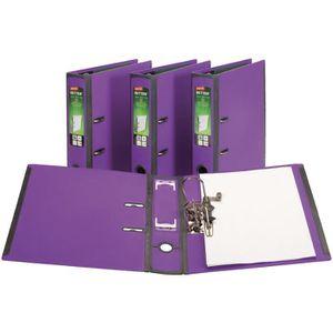 classeur a4 violet