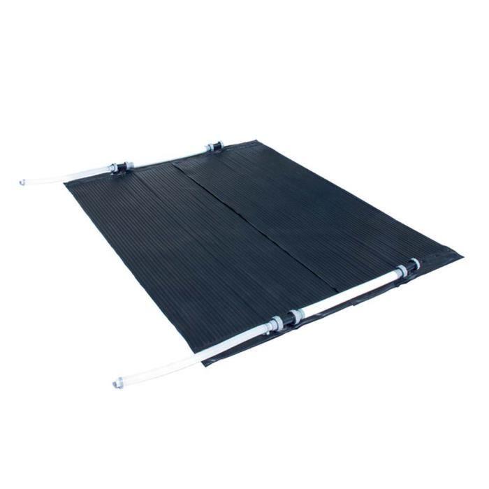 Chauffage panneaux solaires piscine