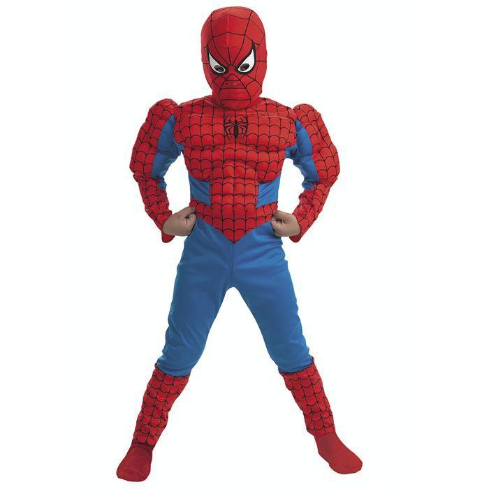 Costume spiderman muscle achat vente d guisement - Jeux de spiderman 7 ...
