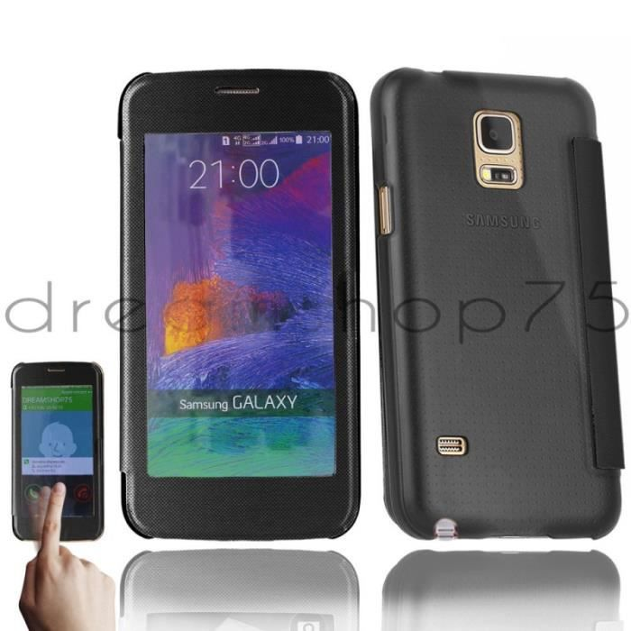 coque housse flip cover view bw g3 samsung galaxy note 3. Black Bedroom Furniture Sets. Home Design Ideas