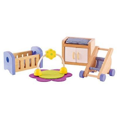 Accessoire maison de poup es chambre du b b achat for Accessoire chambre bebe