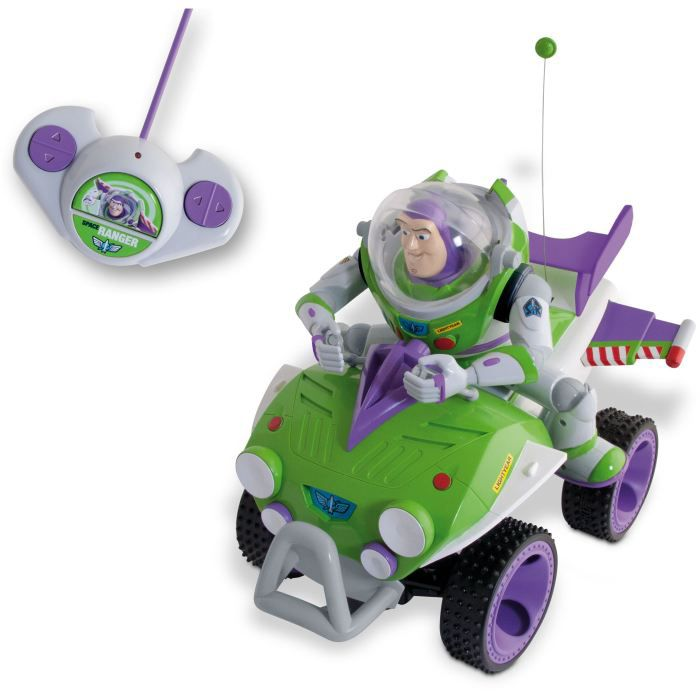 quad radio command toy story achat vente voiture camion cdiscount. Black Bedroom Furniture Sets. Home Design Ideas