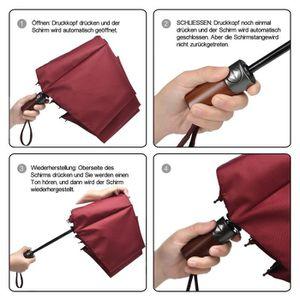 parapluie femme pliant automatique achat vente parapluie femme pliant automatique pas cher. Black Bedroom Furniture Sets. Home Design Ideas