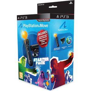 PACK ACCESSOIRE Pack Découverte Playstation Move PS3