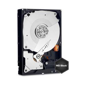 WD Disque dur Black 750Go 16Mo 2.5\