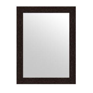 MIROIR MIRRA Miroir rectangulaire Mirra 50x70 cm Wengé