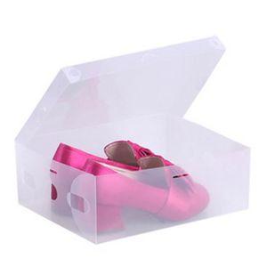 Boite en plastiques rangement chaussures achat vente - Boite de rangement empilable ...